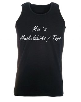 Man´s Muskelshirts / Tops